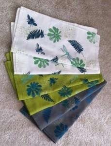 Screen Printed Cushions