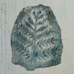 Woodblock fern 2